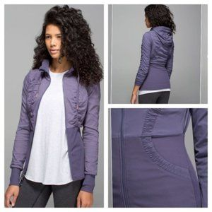 Lululemon Dance Studio Jacket Lavender